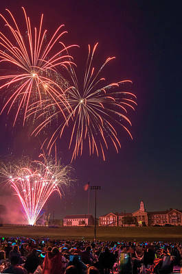 Photograph - Needham Celebrates The 4th Of July by Thomas Gaitley