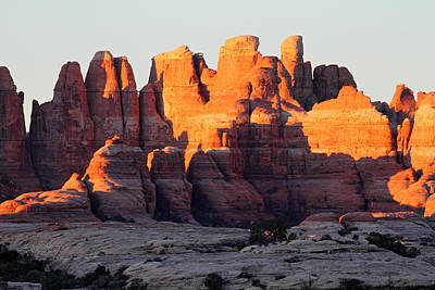 Photograph - Needles In Canyonlands Np by Pierre Leclerc Photography