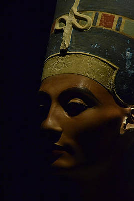 Photograph - Nefertiti Queen Of Egypt by Nadalyn Larsen