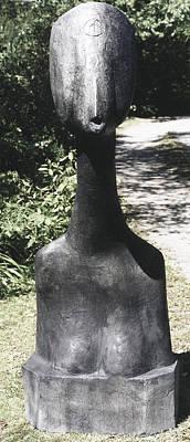 Sculpture - Nefertiti Two by Michael Rutland