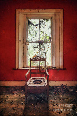 Photograph - Neglect by Evelina Kremsdorf