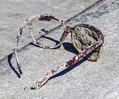 Photograph - Neglected Specs by Bob Slitzan