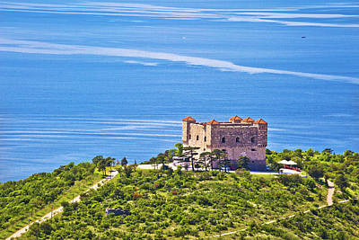Photograph - Nehaj Fortress In Senj Coast by Brch Photography