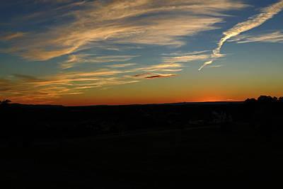 Photograph - Neighborhood Sunset by Bill Jordan