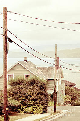 Photograph - Neighborhood With A View Of The Sea by Jill Battaglia