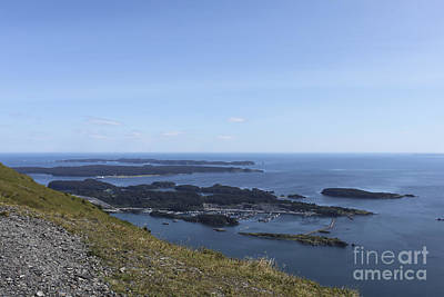Kodiak Photograph - Neighboring Islands 2 by Carolyn Brown