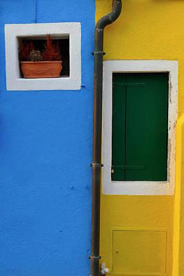 Photograph - Neighbors by Bruce
