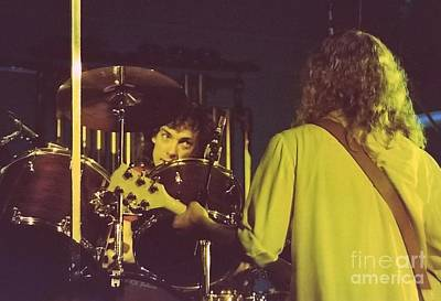 Alex Lifeson Photograph - Neil And Alex by Kevin Bohner