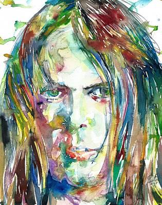 Neil Young Portrait Original