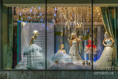 Photograph - Neiman Marcus Beverly Hills by David Zanzinger