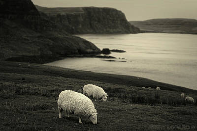 Cliffs Photograph - Neist Point by Jerry LoFaro