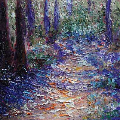 Painting - Nelder Grove by Shannon Grissom