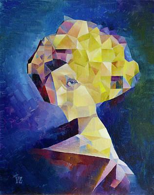 Painting - Nele by Vlad Zabavskiy
