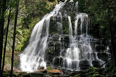 Photograph - Nelson Falls by Nicholas Blackwell