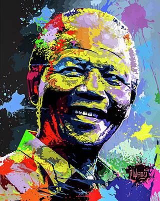 Nelson Mandela Madiba Original