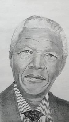 Nelson Mandela Original by Premnath Mohan