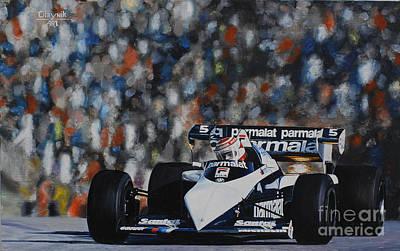 Nelson Piquet, Brabham Bt52b Original