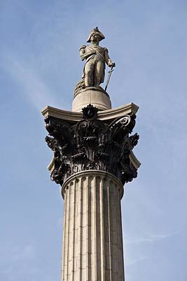 Photograph - Nelson's Column  by Stephen Taylor