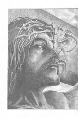 Nemesis 1 Of 2  Art Print by Julian  B
