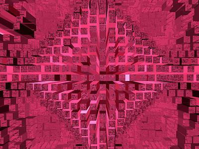 Digital Art - Nemesis 25 by Lynda Lehmann