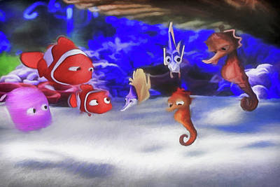 Photograph - Nemo And Friends by Donna Kennedy