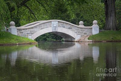 Bringing The Outdoors In - Nemours bridge by Dan Hartford