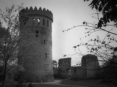 Nenagh Castle County Tipperary Ireland Art Print