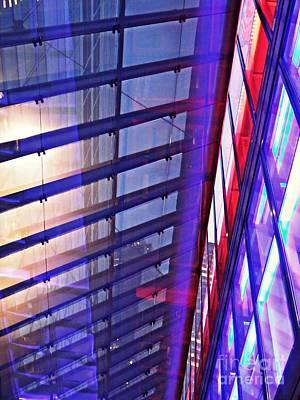 Photograph - Neon City 2 by Sarah Loft
