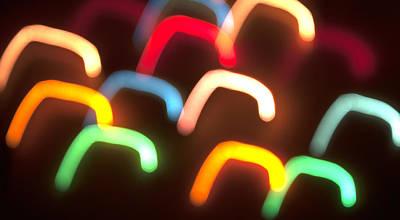 Photograph - Neon Dreams by Glenn Gordon