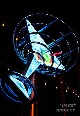 Photograph - Neon Martini by Chiara Corsaro