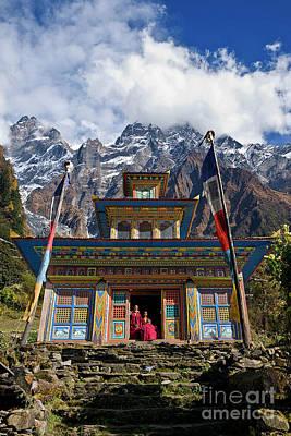 Photograph - Nepal_d1062 by Craig Lovell