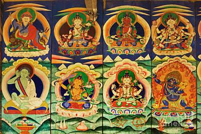 Nepal_d1145 Art Print