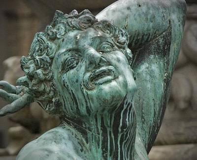 Neptune Fountain 1 Art Print