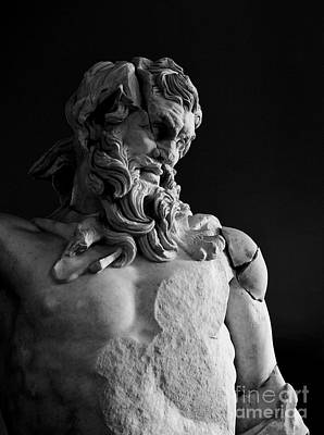 Photograph - Neptune by Glennis Siverson