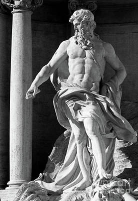 Photograph - Neptune - God Of The Sea. by Vyacheslav Isaev