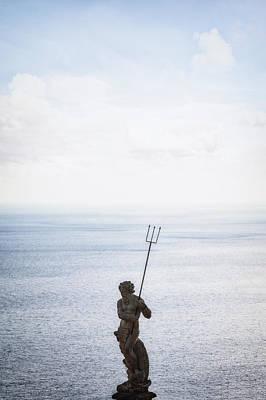 Roman Photograph - Neptune by Joana Kruse
