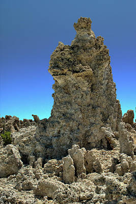 Photograph - Neptune Tufa by Michael Gordon