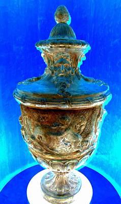 Neptune's Urn Art Print