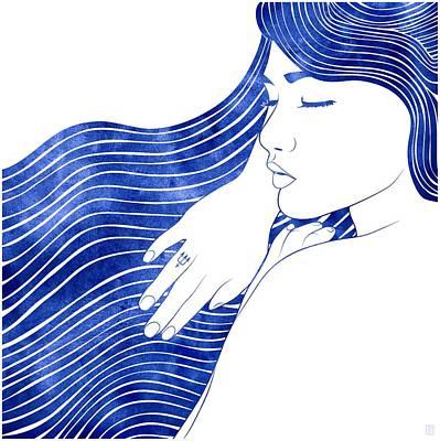 Nereeid Xxv Art Print