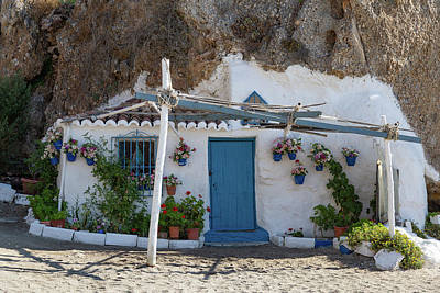 Photograph - Nerja Cottage by Patricia Schaefer