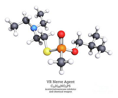 Photograph - Nerve Agent Vr by Greg Williams