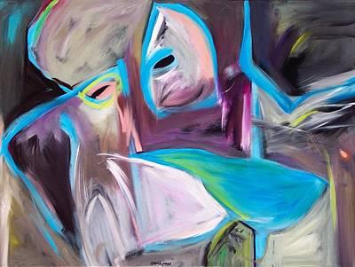 Painting - Nesting Instinct by Dave Jones