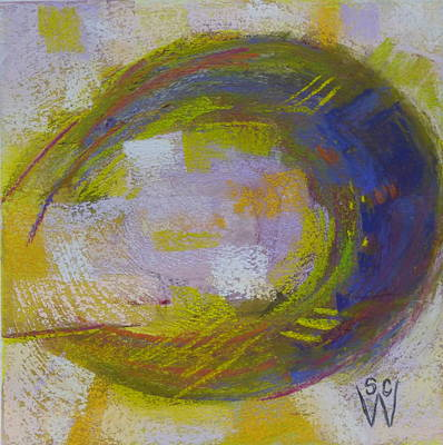Painting - Nesting by Susan Woodward