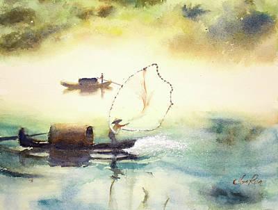Netting Original by Yan Ren