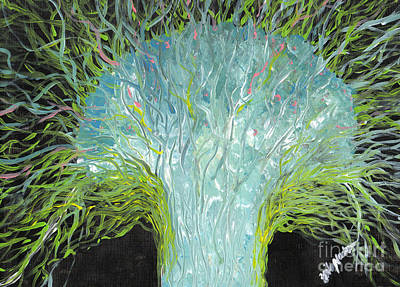 Neuron Cloud Original by Zoila Nusbaum