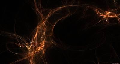 Neuron Highway Art Print by Shan Peck