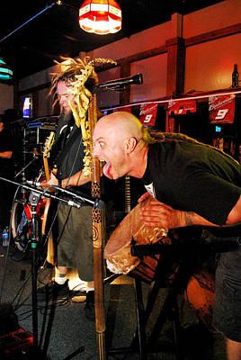Photograph - Neurotica - Band Photo by Amanda Vouglas