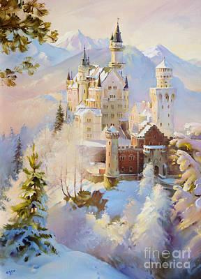 Neuschwanstein Original