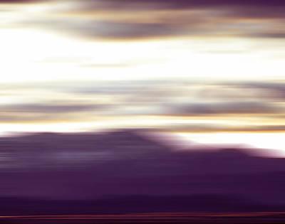 Nevada Blur #2 Art Print by Rob Worx
