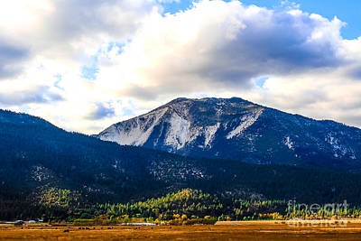 Photograph - Nevada In Fall by Long Love Photography